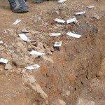 Le 2nd four, qui sera mis à nu par un archéologue spécialiste de la métallurgie antique, ressemblera fortement au premier.