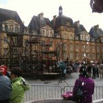Agitations sur la Place Ducale...