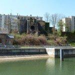 Porte de Bourgogne côté Meuse